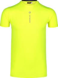 Žlté pánske tričko na behanie IMPART - NBSMF7223