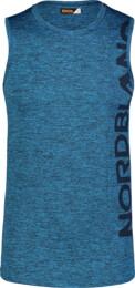 Maiou tehnic albastru pentru bărbați THEWS - NBSMF7219