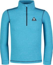 Kék gyermek egész éves termikus póló HINGE - NBBKM7107L