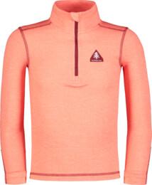 Piros gyermek egész éves termikus póló HINGE - NBBKM7107S