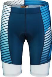 Modré pánské cyklistické šortky STREAKY - NBSPM7196