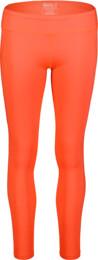 Women's orange sports leggings DEW - NBSPL7207