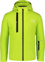 Geacă de schi verde pentru bărbați TIDE - NBWJM6902