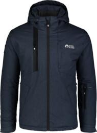 Jachetă de schi albastră pentru bărbați TIDE