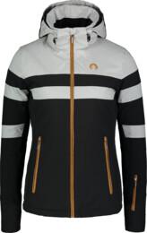 Černá dámská lyžařská bunda DELIGHT - NBWJL6926