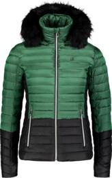 Geacă de schi verde pentru femei BAR - NBWJL6934
