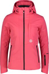 Růžová dámská lyžařská bunda HARSH - NBWJL7311