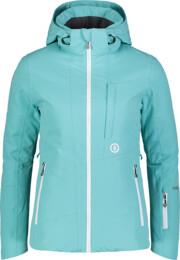 Modrá dámská lyžařská bunda HARSH - NBWJL7311