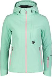 Zelená dámská lyžařská bunda HARSH - NBWJL7311