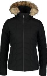 Černá dámská zimní bunda CAGEY