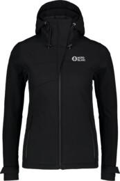 Černá dámská zimní multisport softshell bunda DEEM - NBWSL7321