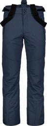 Modré pánske lyžiarske nohavice DEVODED - NBWP7329