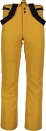 Žluté pánské lyžařské kalhoty DEVODED - NBWP7329