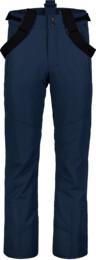Modré pánské lyžařské kalhoty DEVODED - NBWP7329