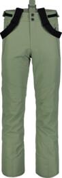 Pantaloni de schi verzi pentru bărbați DEVODED - NBWP7329