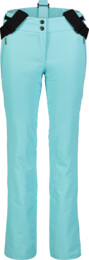 Modré dámské lyžařské kalhoty CALMNESS - NBWP7331