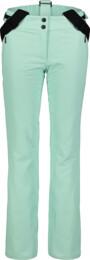 Zelené dámské lyžařské kalhoty CALMNESS - NBWP7331