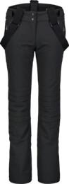 Černé dámské lyžařské kalhoty THINK - NBWP7332