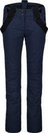 Modré dámské lyžařské kalhoty THINK - NBWP7332