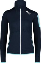 Modrý dámsky sveter GIFTED - NBWFL7350