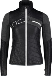 Čierna dámska športová bunda LEERY - NBWJL7360