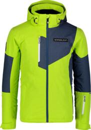 Zelená pánska lyžiarska bunda MANFUL - NBWJM7300
