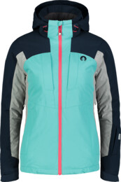 Modrá dámská lyžařská bunda MATURE - NBWJL6923