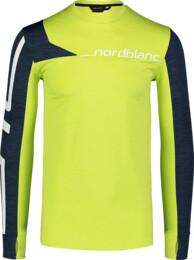 Tricou funcțional verde pentru bărbați TRY - NBWFM7355