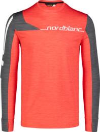 Tricou funcțional roșu pentru bărbați TRY - NBWFM7355