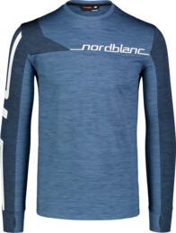 Modré pánske funkčné tričko TRY - NBWFM7355