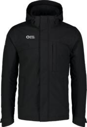 Čierna pánska zimná bunda 3in1 HEROIC - NBWJM7305