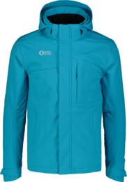 Modrá pánska zimná bunda 3in1 HEROIC - NBWJM7305