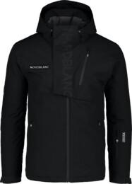 Černá pánská lyžařská bunda ENSURE - NBWJM6903