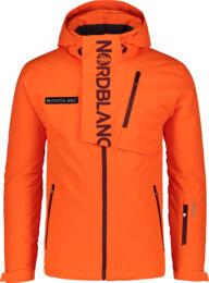 Oranžová pánská lyžařská bunda ENSURE - NBWJM6903