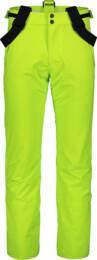 Zelené pánské lyžařské kalhoty RESTFUL - NBWP7330