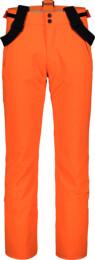 Oranžové pánské lyžařské kalhoty RESTFUL - NBWP7330