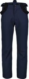 Modré pánské lyžařské kalhoty RESTFUL - NBWP7330