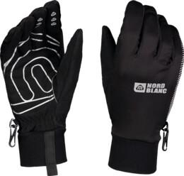 Black softshell gloves VIGOUR - NBWG4700