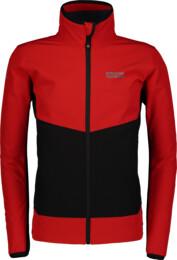Červená dětská lehká softshellová bunda UNIT - NBSSK6272S