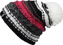 Čierna čiapka SHAGGY - NBWH4435
