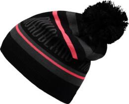 Čierna čiapka POMPOM - NBWHK4713