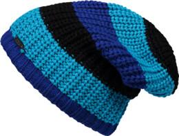 Modrá dětská čepice SHIRKER