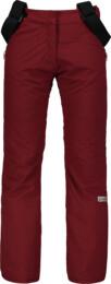 Vínové dětské lyžařské kalhoty SANE - NBWPK6469L