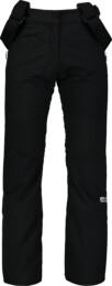 Černé dětské lyžařské kalhoty SANE - NBWPK6469S