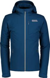 Modrá detská lyžiarska bunda TIDY - NBWJK6463S