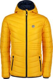 Oranžová dětská zimní bunda BOUNCY