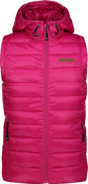 Vestă roz pentru copii MERRY - NBWJK6591L