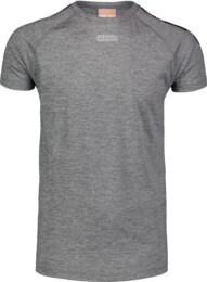 Šedé pánské funkční tričko ADO