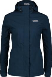 Modrá dámská outdoorová bunda INNATE