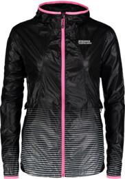 Damen Ultraleichte- Sportjacke schwarz CAPE